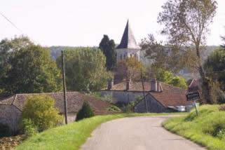 the hamlet of Rouillac commune of Montcuq  in Quercy Blanc